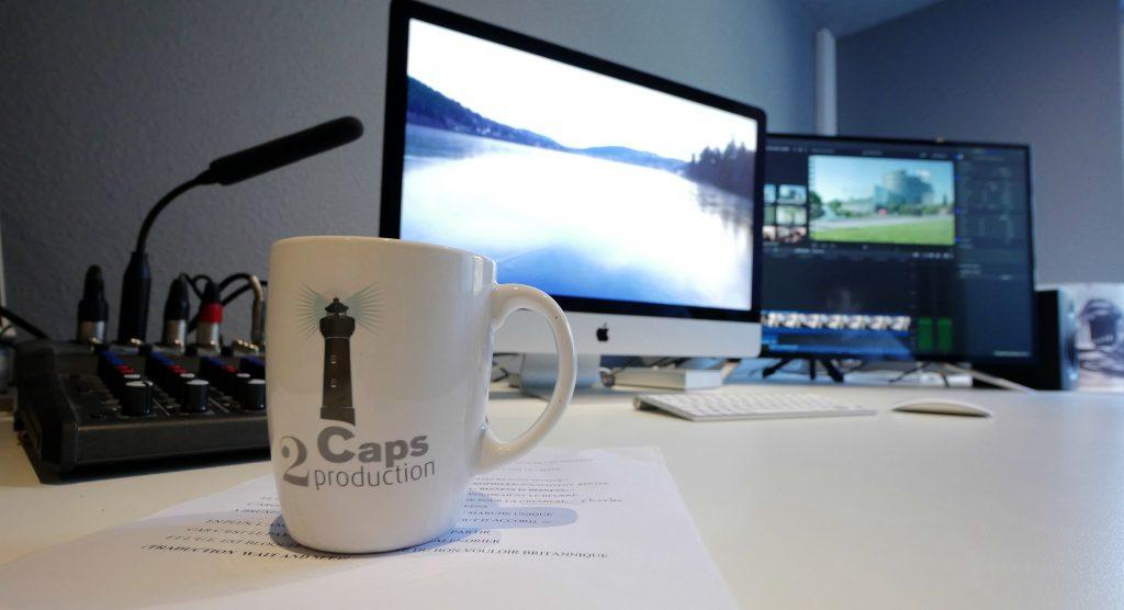 Locaux 2 Caps Production